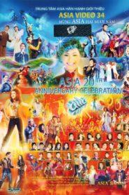 Asia 34 – Asia 20th Anniversary