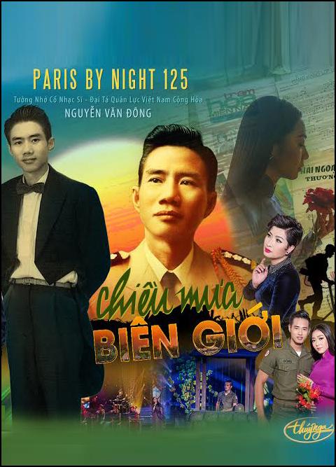 Paris By Night 125 – Nhạc Sĩ Nguyễn Văn Đông